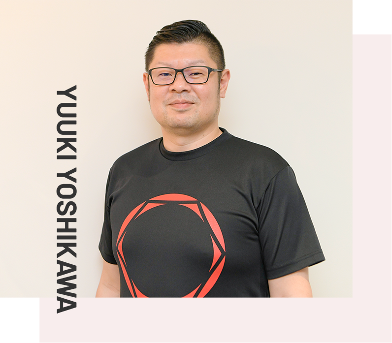 YUUKI YOSHIKAWA